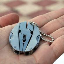 Poche multioutils pince 1pc extérieur Mini Portable pliant muilti-fonctionnel pince pince porte-clés randonnée Camping outil