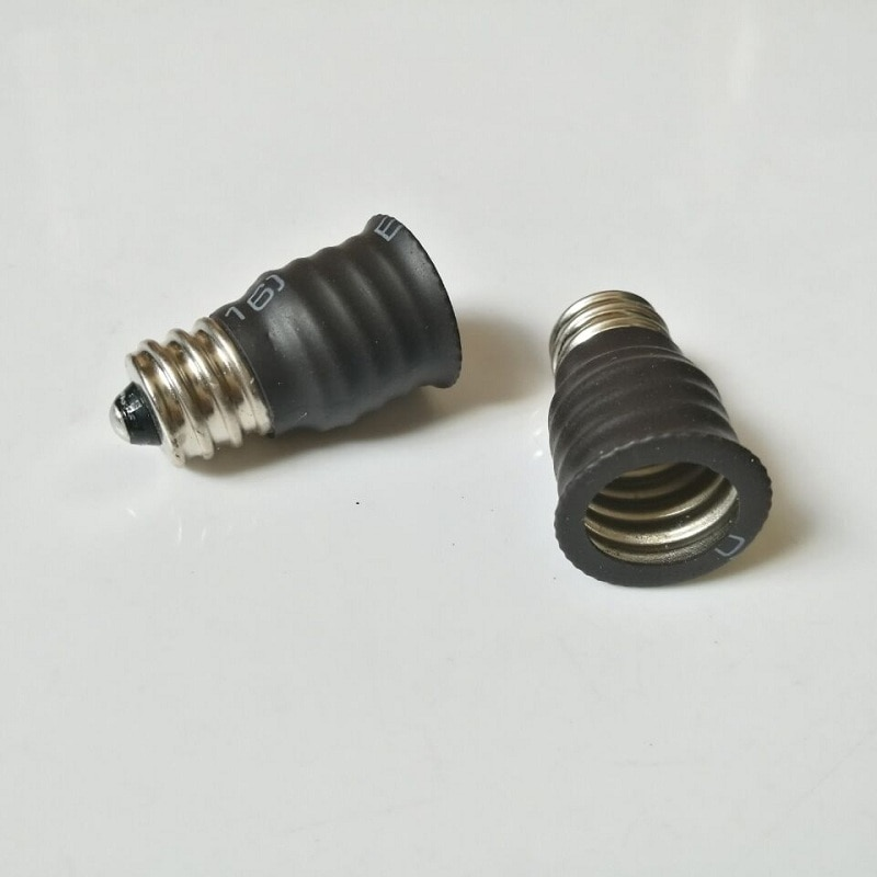 E12 E14 lamp holder converter adapter lighting accessories lampholder conversion 50pcs