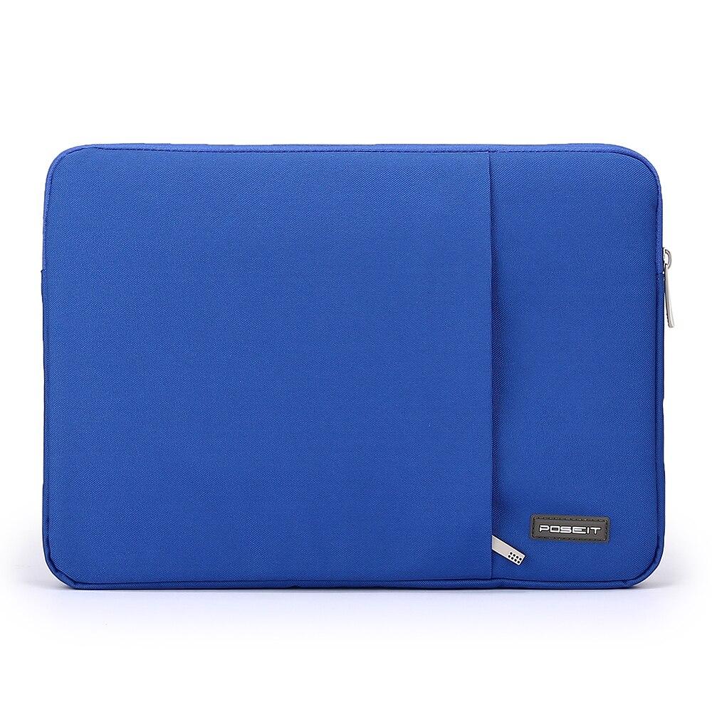 Saco do portátil tablet notebook luva caso bolsa capa para apple macbook air11 air13 pro retina barra de toque 11 12 13 15 16 17 polegada