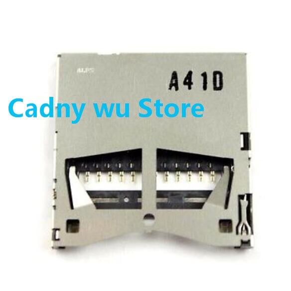 NIEUWE SD Geheugenkaart Slot Reader Voor Panasonic FZ1000 GH3 GH4 G5 CG5 CG6 TS5 GF6 G6 GX7 FZ70 FZ200 camera