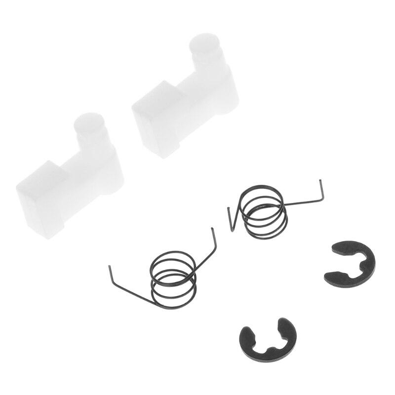 6 יחסט גלגל תנופה שן מתנע אביב קליפ Recoil בנזין 4500/5200/5800