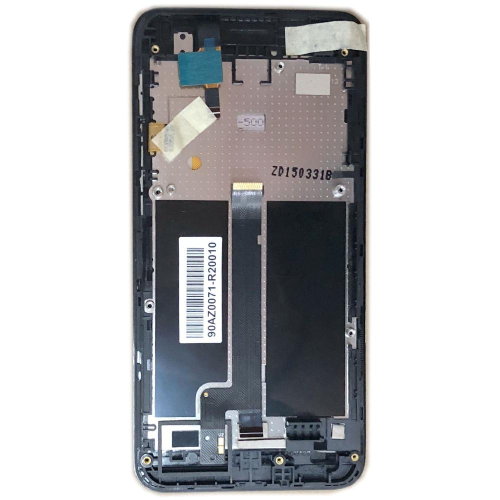 Para Asus ZenFone C ZC451CG Z007 LCD pantalla táctil digitalizador montaje de cristal
