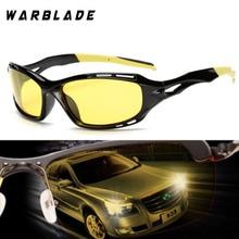 WarBlade Men Polarized Sunglasses Stylish Sun Glasses Male 100% UV400 Polarised Driving Goggle Style