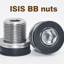 15MM BMX  ISIS bicycle bottom bracket Hexagon key bike BB waterproof screws