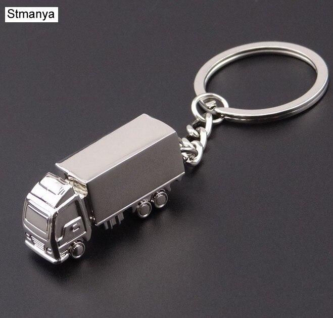 Camion porte-clés-Facebook mode camion Style porte-clés voiture porte-clés porte-clés plante porte-clés pour le meilleur cadeau K1006