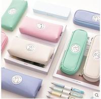 The multi-function pen bag is simple cute fun and fun