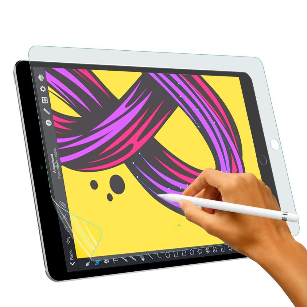 "Cover for iPad Air 2019 (10.5""3rd Generation)/iPad Pro 10.5  Screen Protector,Anti-Bubble Ultra Slim Screen Protector"