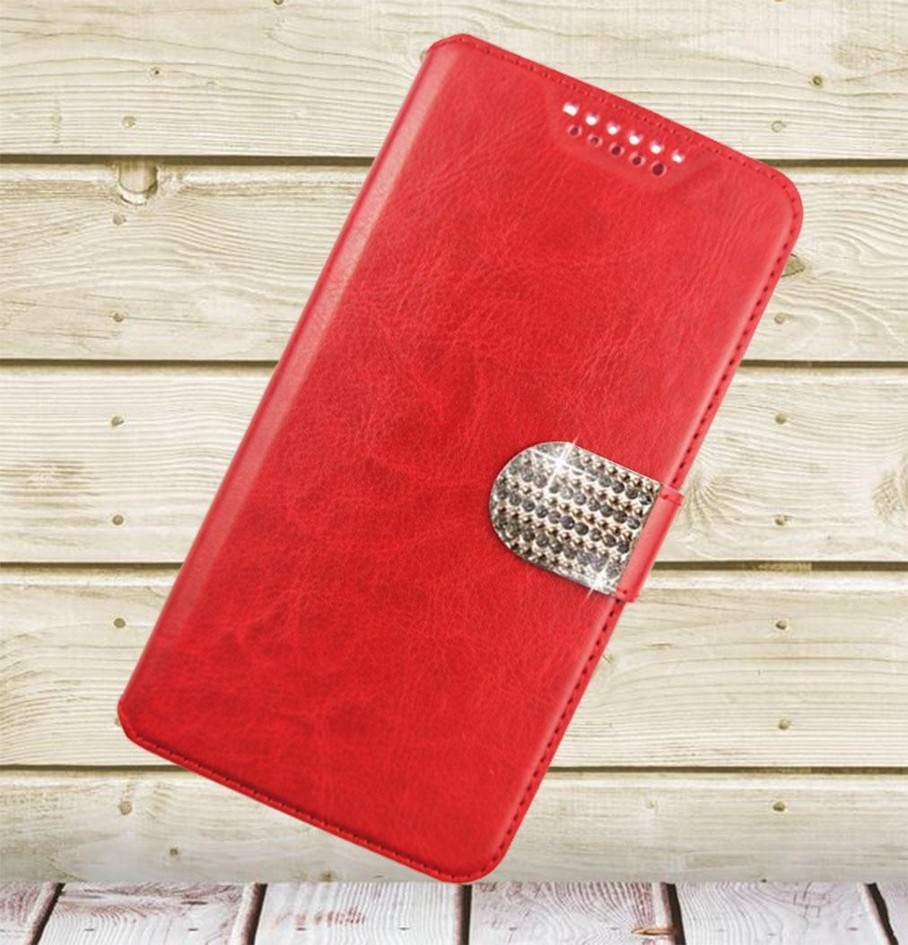 Funda billetera para ZTE BLADE D6 FORCE G LUX GF3 HN L2 L3 L370 L4 PRO L7 M funda protectora de teléfono con tapa