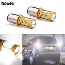 BOAOSI-lampe inversée 1156 BA15S   Erreur 2x Canbus sans sauvegarde, puce CREE pour volvo xc90 xc60 v70 s80 s40 v60 c30 v50