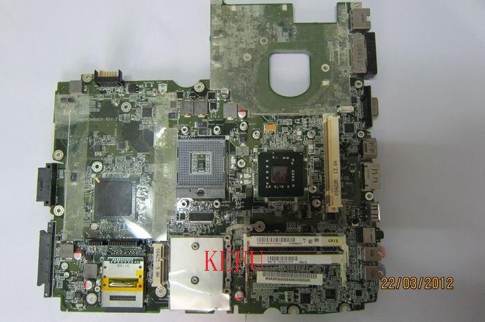 Yourui-placa base para ordenador portátil Acer aspire 6930g, placa base con ranura...