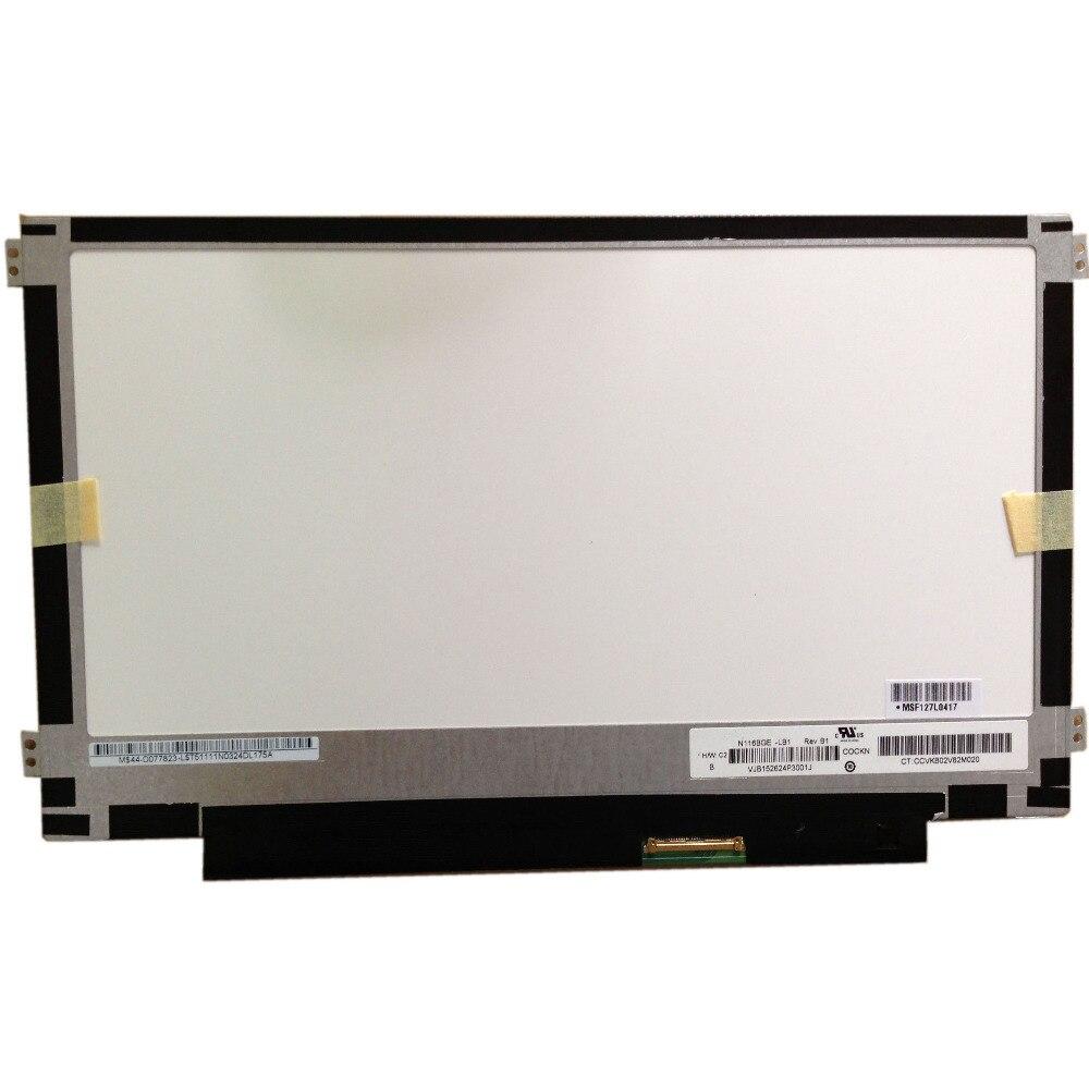 N116BGE-LB1 fit LP116WH2 TLA1 M116NWR1 R0 B116XW03 V.0 V.1 N116BGE-L41 L32 nuevo