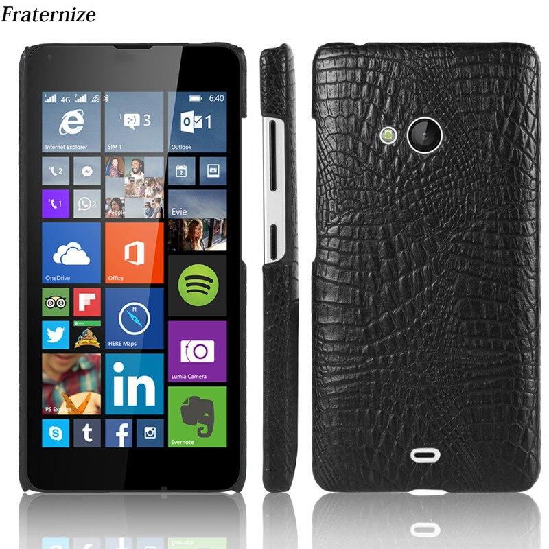 Чехол для телефона с крокодиловой змеей для Nokia Lumia 540 550 650 640 950 XL 3310, роскошный кожаный жесткий чехол для Nokia 1 2 3