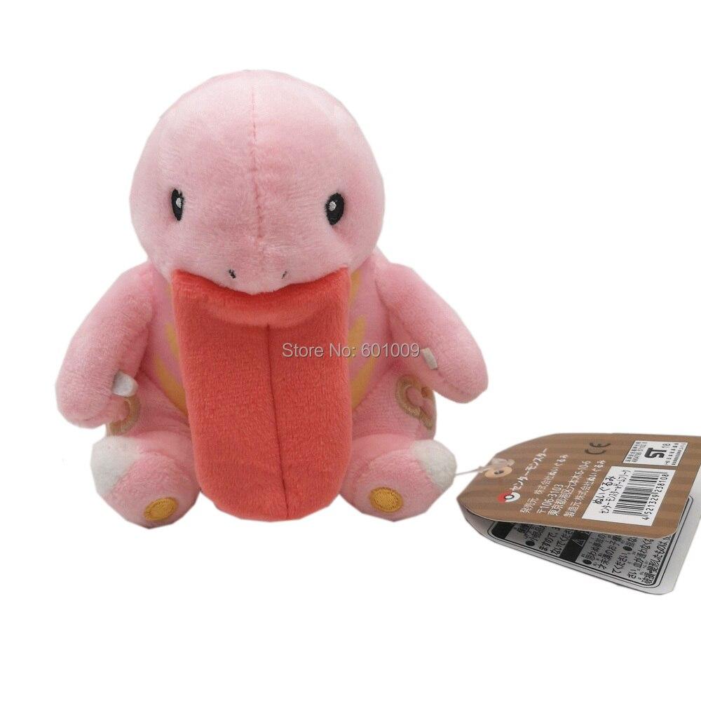 Lickitung, 12CM, muñeca de felpa, regalos suaves, al por menor