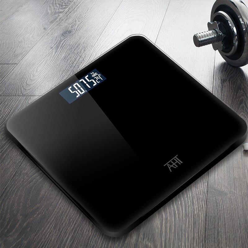 Aiwill escala de peso eletrônico do agregado familiar escala de saúde de precisão adulta escala do corpo feminino