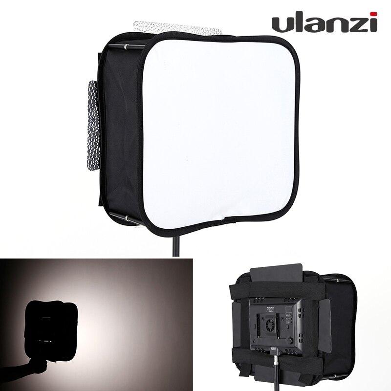 SB600/SB300 accesorios de estudio Softbox difusor para YONGNUO YN600L II YN900 YN300 YN300 III panel de luz de vídeo LED plegable