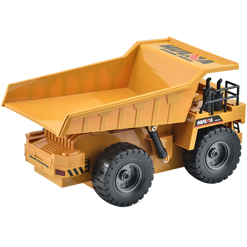 Super Power RC Car Tipper Dump Truck Model Remote Control Alloy Engineering Vehicle Beach Toys Kids Boys Birthday Xmas Gifts enlarge