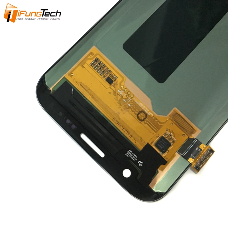For Samsung Galaxy S7 G930 G930F Digitizer Touch Screen Assembly Parts For Samsung Galaxy S7 Edge G935 G935F LCD Display+Tool enlarge