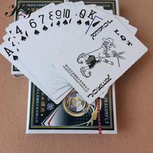 Jeu De cartes De Poker jeu De cartes étanche jeu De cartes Baralho Cartas jeux De cartes De Poker