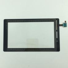 7 pulgadas piezas de reparación de Digitalizador de pantalla táctil de cristal de pantalla táctil con sensor para Lenovo Tab 7,0 3 710 esencial tab3 TB3-710F TB3-710