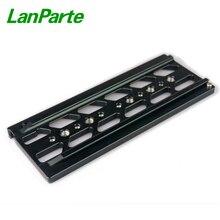 Lanparte 15mm plaque daronde pour appareil photo reflex numérique pour plaque de base DB-15 seulement