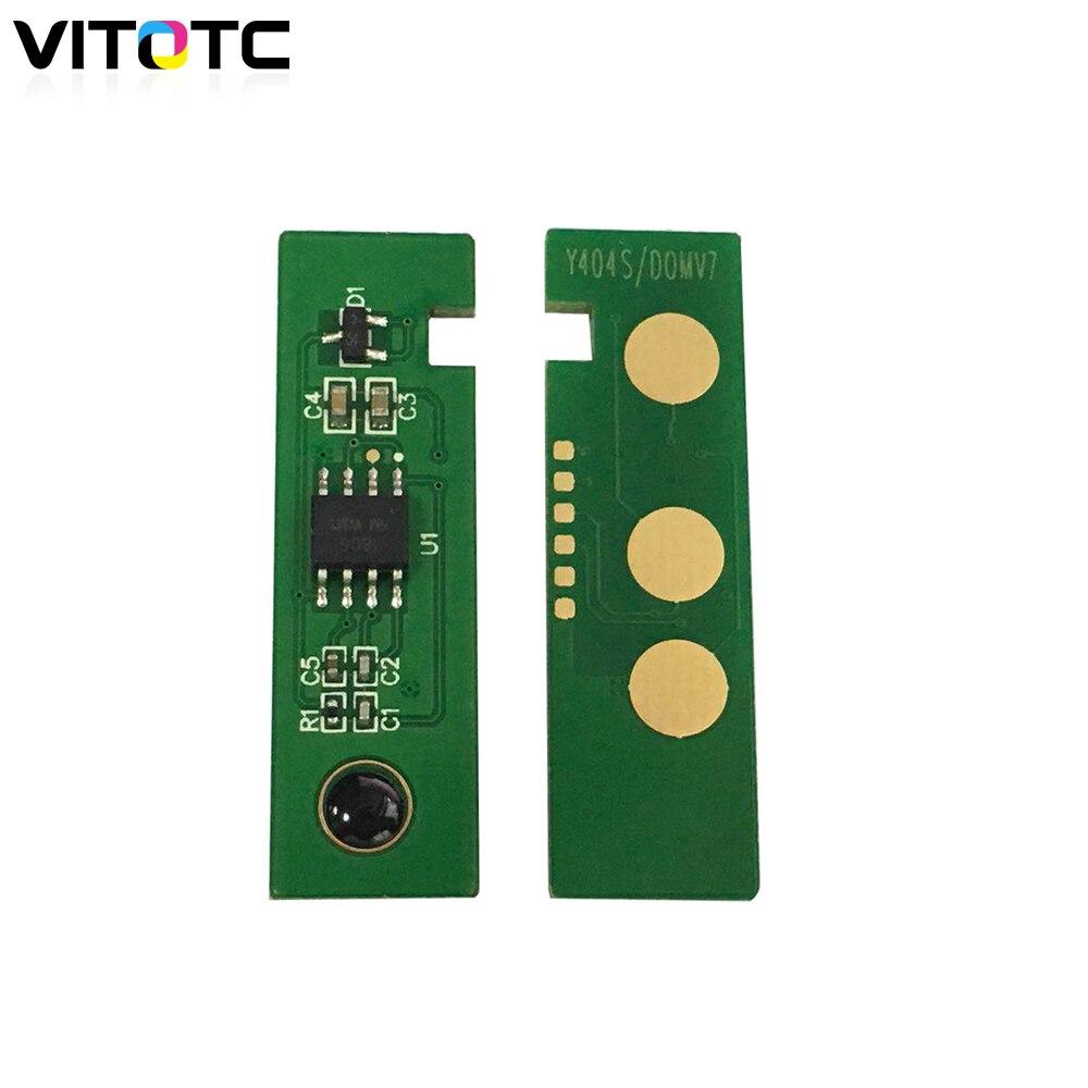 404 cartucho de tóner Chip CLT-K404S CLT-C404S CLT-M404S CLT-Y404S para Samsung C480 C430 C430W C432 C433 C480 C482 C483 C480W Chip