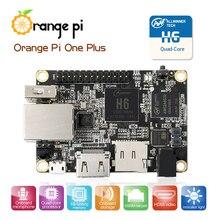 Arancione Pi Uno Più H6 1GB Quad-core 64bit scheda di sviluppo Supporto android7.0 mini PC