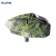 Chargeur de vitesse de Style Halo électronique QUPB Paintball 180 tours trémie entièrement automatique LGO001