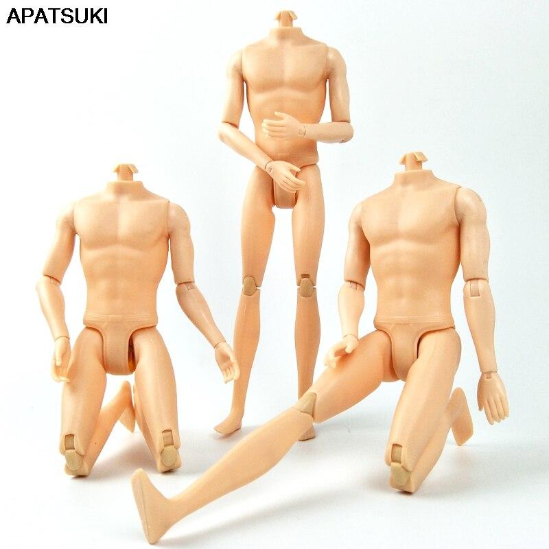 Nueva 26cm 11 móvil articulado muñeca de cuerpo para Ken muñeca novio...