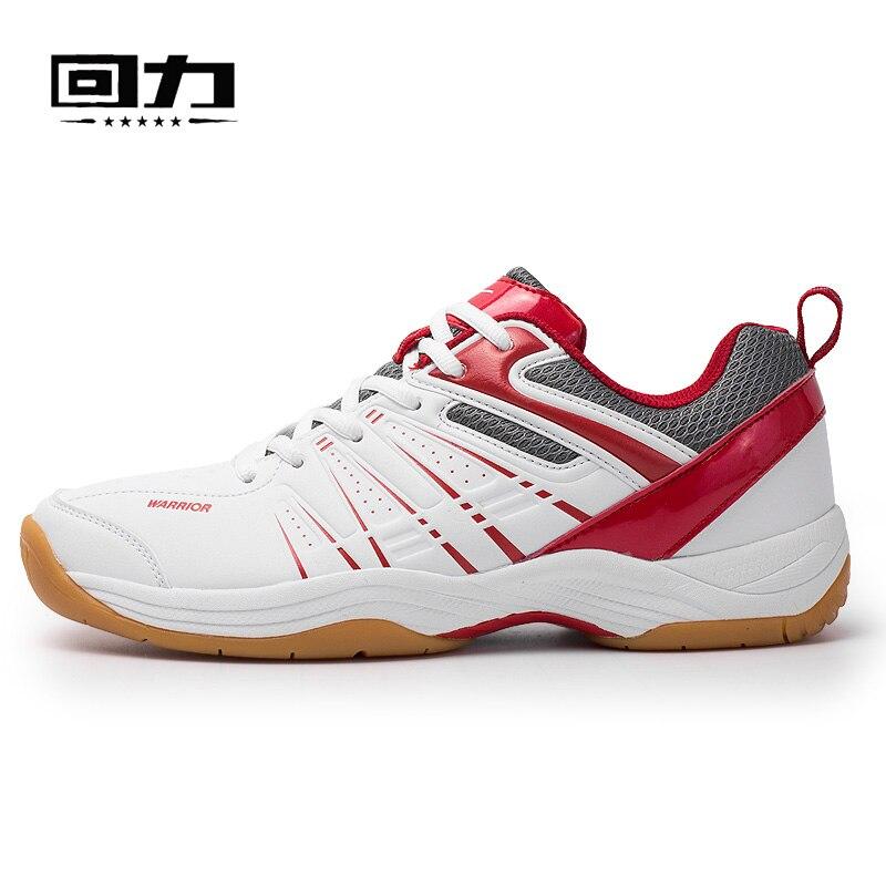 Кроссовки Warrior дышащие для настольного тенниса спортивная обувь мужчин и женщин