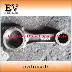 K4D connecting rod K4D con rod For mitsubishi engine excavator