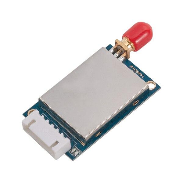 470 MHz interfaz TTL 2 unids/lote SV611 transmisor inalámbrico y el receptor módulo RF