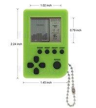 Nouveau Tetris Console de jeu capsule jouet oeuf torsadé gashapon jouets Gacha cadeaux de noël jouets Console intégrée 26 jeux enfants cadeau