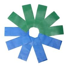 Mayitr 5PCS Awning Tent Tarpaulin Canvas Canopy Waterproof Adhesive Repair Tape Patches