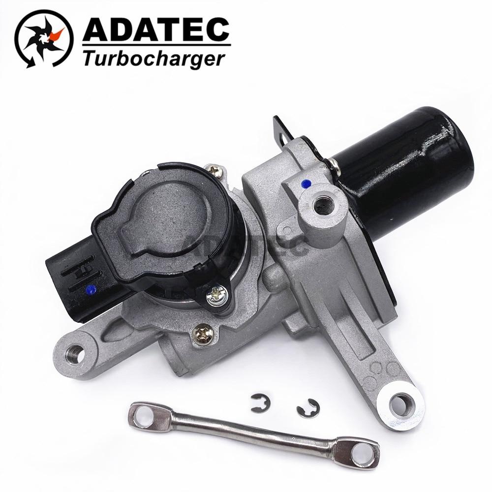 CT16V Turbolader Antrieb 17201-30160 17201-30100 Elektronische Wastegate für Toyota Landcruiser D-4D 1KD-FTV 173 HP motor teile