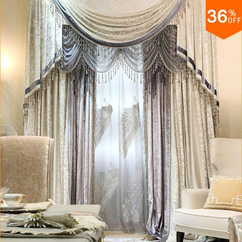 3D الماس المخملية الستائر الستائر ل غرفة الستائر ، ظلال و مصاريع الستار ل متعبة غرفة الباب الستائر لمسحوق غرفة