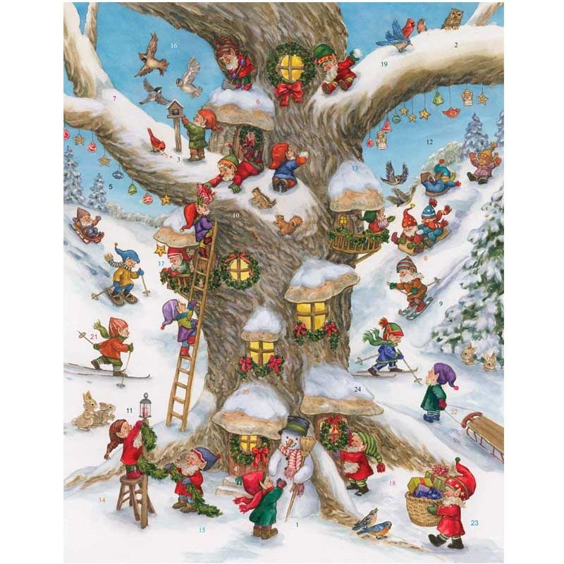 Manualidades para Casa de Niños Pequeños 5D diy pintura de diamante bordado patrón mosaico de resina 3d kits de punto de cruz pegatinas de paisaje de árbol