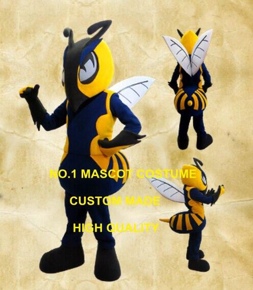 Disfraz de Cosplay de Anime de alta calidad, disfraz de mascota de los Hornet, disfraz de Carnaval para adultos, mascota temática, disfraz de mascota, juego de disfraces 2097