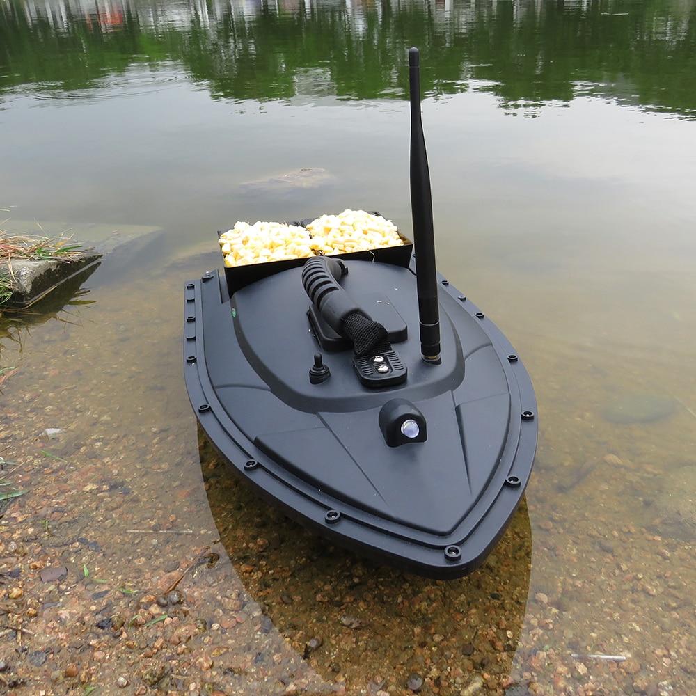 Flytec rc barco 2011-5 peixes localizador, 1.5kg carga, 500m, controle remoto, isca de pesca, barco, brinquedos para navio de bateria lipo para crianças