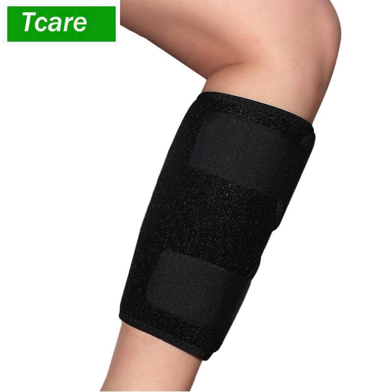 1Pcs שין עגל סד-שין סד תמיכה עגל כאב הקלה מתח נקע טניס רגל פציעה הטוב ביותר עגל דחיסת שרוול