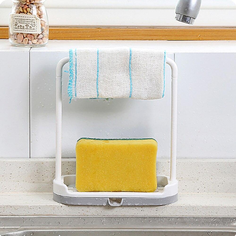 Новый подвесной ящик для кухонной утвари для ванной комнаты, полка для хранения тряпичной посуды, органайзер для кухни, подставка для полотенец, держатель для полотенец