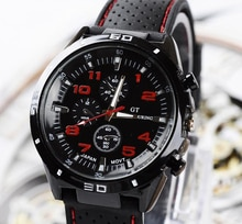 Top Luxus Marke Mode Militär Quarzuhr Männer Sport Handgelenk Uhren Uhr Stunde Männlich Relogio Masculino 8O75