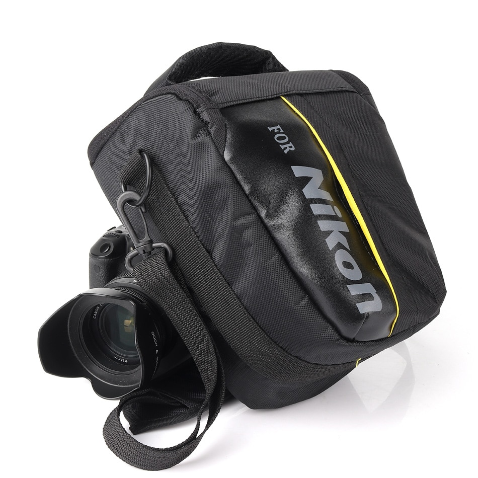 DSLR Camera Bag Waterproof Case For Nikon D5600 D5500 D5200 D5100 D3300 D3200 D3400 D5300 D7200 D7100 D7000 D3100 P900 D810 D80