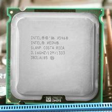 Processeur INTEL xeon X5460 LGA 775 (3.16 GHz/12 MB/1333 MHz/LGA771) 771 à 775 travail CPU sur 775 carte mère garantie 1 an