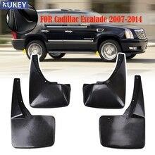 Брызговики для автомобиля, брызговики для Cadillac Escalade 2007   2014 GMT900 крыло брызговиков 2008 2009 2010 2011 2012