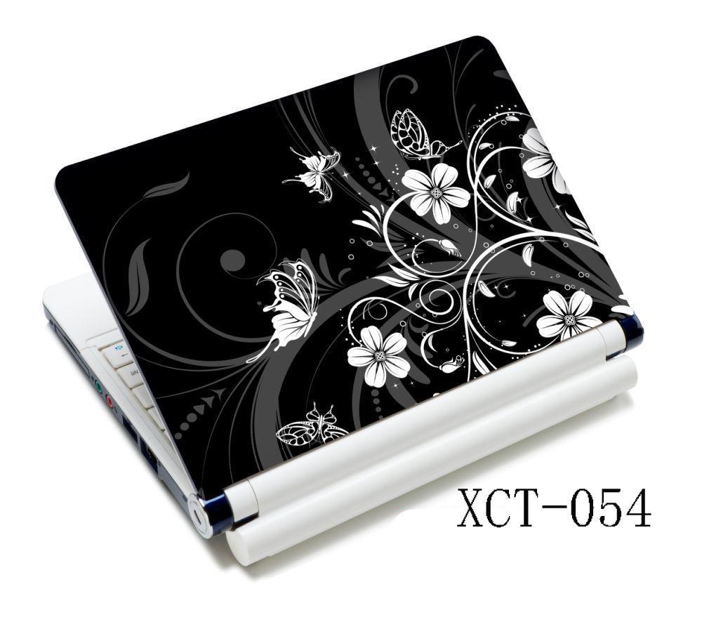 "Цветок 13 ""14"" 13,3 ""15"" 15,6 ""ноутбук планшет наклейка кожа Обложка Наклейка ПК протектор для Lenovo HP Dell Thinkpad Samsung Acer"