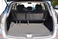 car rear trunk security shield cargo cover for nissan marano 2017 auto accessories