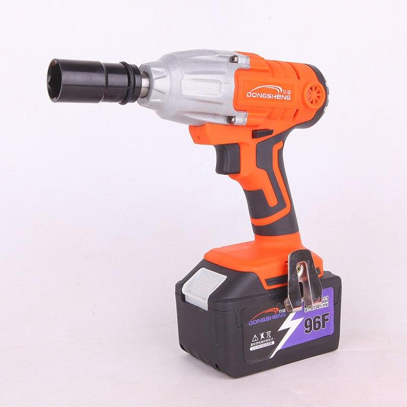 42F مفتاح كهربائي بدون فرش ، شحن ليثيوم ، مسدس رياح ، رف ، سقالات ، بيع مباشر