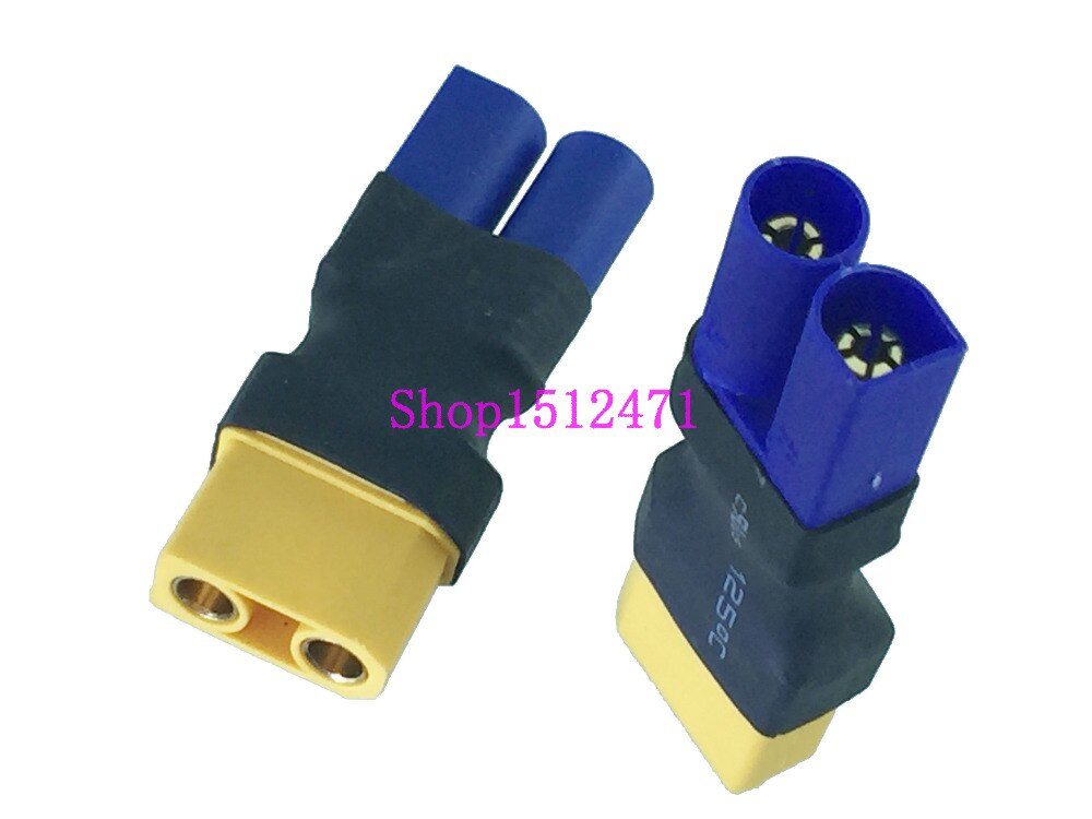 XT90 weibliche zu EC5 männlichen Keine draht adapter für Batterie