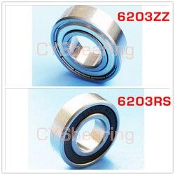 Aço inoxidável 440 6203 S6203 SS6203 2RS 6203 2RS 6203ZZ 17X40X12mm deep groove ball bearing S6203ZZ 17*40*12mm
