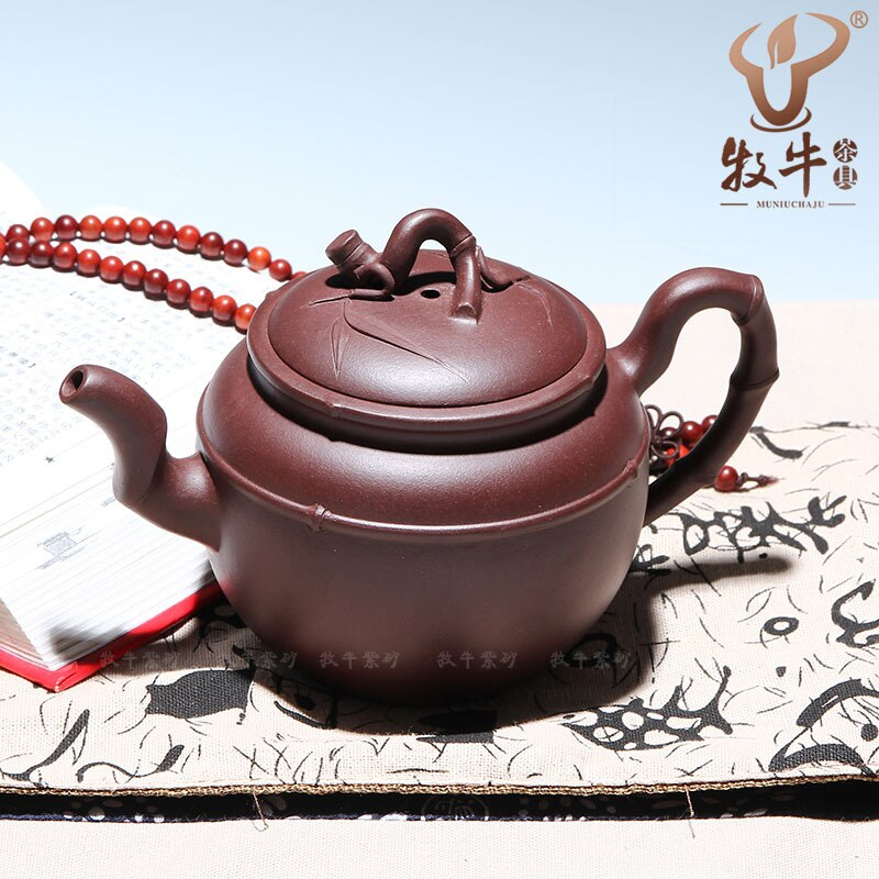 Yixing tetera de Yixing Xiangfeizhu 360 ml de Kung Fu té regalos LOGO completa tienda de encargo al por mayor oferta especial